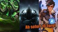 Blizzard: Du kannst ab sofort deinen BattleTag ändern – gegen Geld