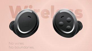 The Headphone: Drahtlose Kopfhörer von Bragi mit doppelter Laufzeit für 119 Euro