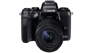 Canon EOS M5: Spiegellose Systemkamera mit Sucher vorgestellt