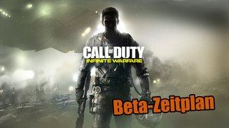 Call of Duty Infinite Warfare: Genaue Beta-Zeiträume bekannt gegeben