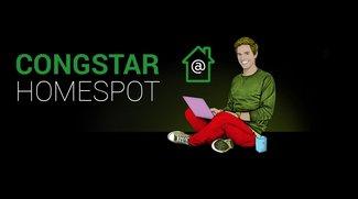 Congstar Homespot: 20 GB für 20 Euro pro Monat – Günstige Alternative zu DSL