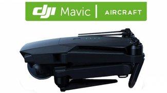 DJI Mavic: Erste Bilder der faltbaren Drohne geleakt