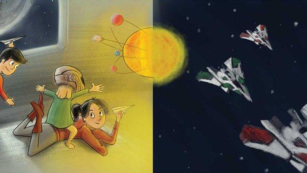D is for Destiny: Bungie veröffentlicht offizielles Kinderbuch zum Weltraum-Shooter