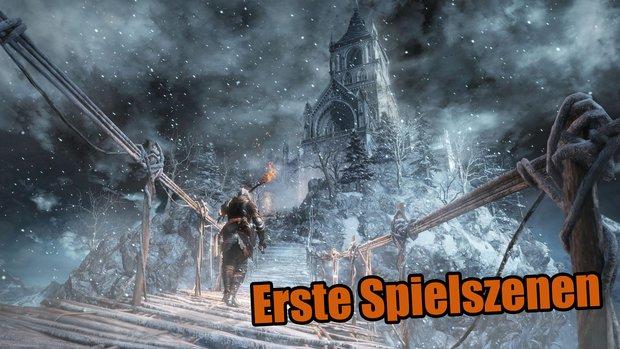 Dark Souls 3: Der Ashes of Ariandel-DLC zeigt sich im umfangreichen Gameplay-Video