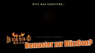Diablo 2: Website deutet auf Remaster-Ankündigung hin