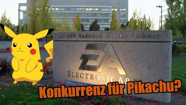 EA wollte offenbar einmal einen Pokémon-Konkurrenten erschaffen