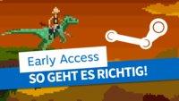 Erfolg mit Early Access: Zwei deutsche Entwickler erklären, wie es richtig geht