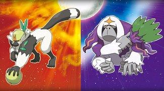 Pokémon Sonne & Mond: Trailer stellt editionsspezifische Pokémon vor