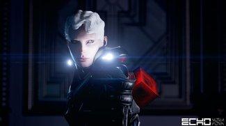In der dystopischen Sci-Fi-Welt von Echo bist Du Dein größter Feind