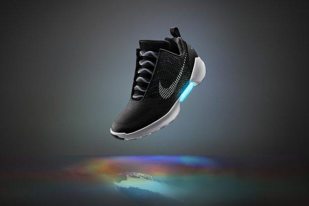 Nie mehr Schuhe binden: Nike HyperAdapt 1.0 erscheint am 28. November