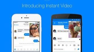Facebook Instant Video: Echtzeit-Chat im Messenger - so geht's