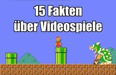15 Videospiel-Fakten, die Du...