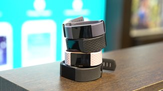 Fitbit Charge 2 und Flex 2: Zwei neue Fitness-Tracker im Hands-On-Video