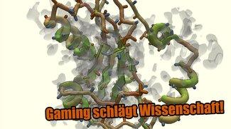 Foldit: Spieler entdecken neues Protein – noch vor den Wissenschaftlern