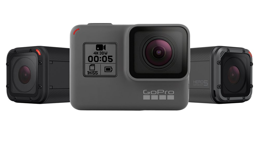 GoPro Hero 5 Black Session