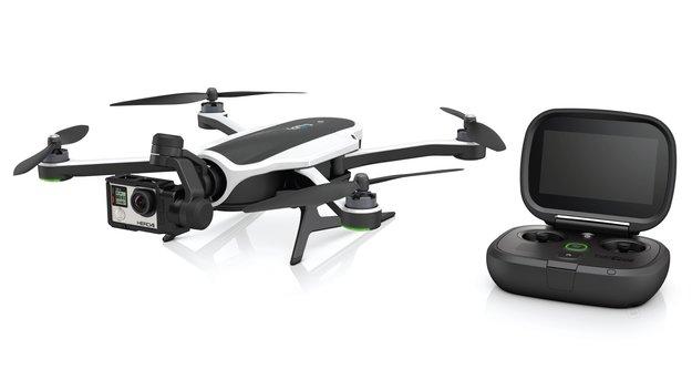 GoPro Karma: Rückruf der Kamera-Drohne aufgrund fehlerhafter Stromversorgung