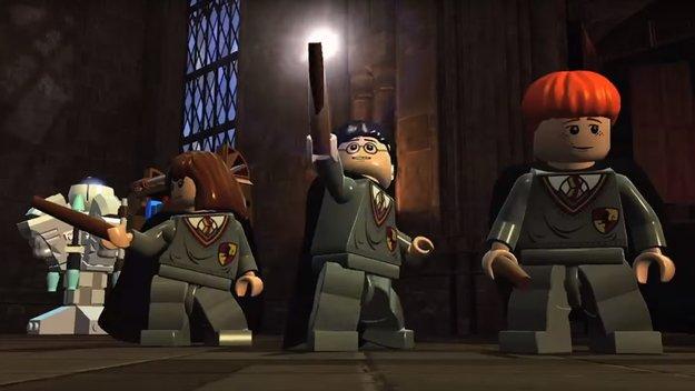 Lego Harry Potter Collection: Zauberhafte Spiele bald schon für PS4