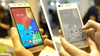Hisense A2: Android-Smartphone mit zweitem E-Ink-Display im Video-Hands-On