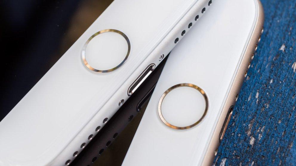 iPhone 7: Homebutton funktioniert nur mit Hautkontakt