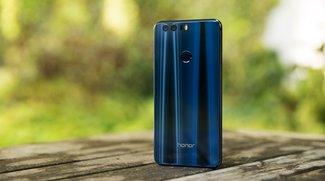 Honor 8 mit 128-GB-Speicherkarte für 349 Euro im Angebot