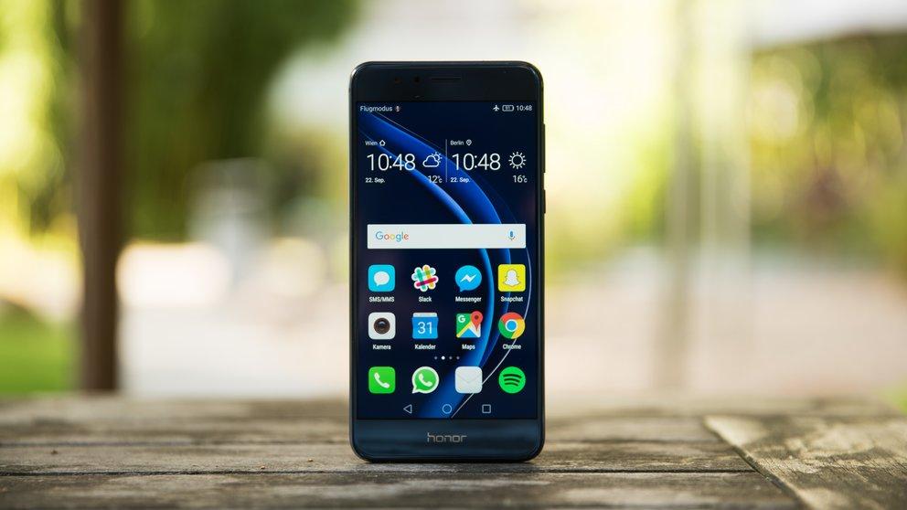 Honor 8 erhält Update auf Android 8 0 Oreo - und macht