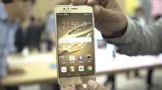Honor 8 Premium: Goldene Version mit 64 GB Speicher im Hands-On-Video
