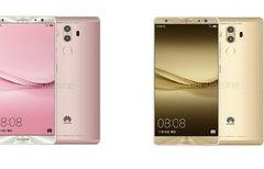 Huawei Mate 9: Konfigurationen...