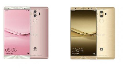 Huawei Mate 9: Konfigurationen, Preise und weitere Details durchgesickert