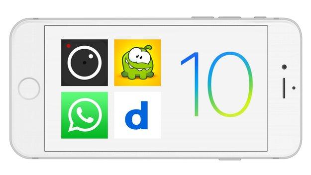 Top-Apps speziell für iOS 10 (für iMessage, Siri etc.)