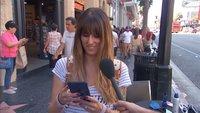 Veräppelt: Passanten halten ihr altes iPhone für das neue iPhone 7