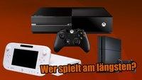 Umfrage: Xbox-One-Besitzer spielen am meisten mit ihrer Konsole
