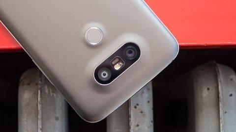 LG G6 ohne gebogenes OLED-Display und Modularität – dafür mit Glasrückseite
