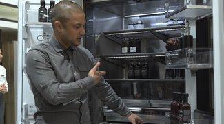 LG Signature InstaView: Premium-Door-in-Door-Kühlschrank im Hands-On-Video