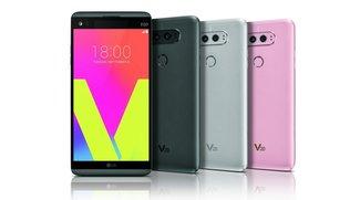 LG V20 mit Dual-Kamera, Wechselakku, zweitem Display und Android 7.0 vorgestellt
