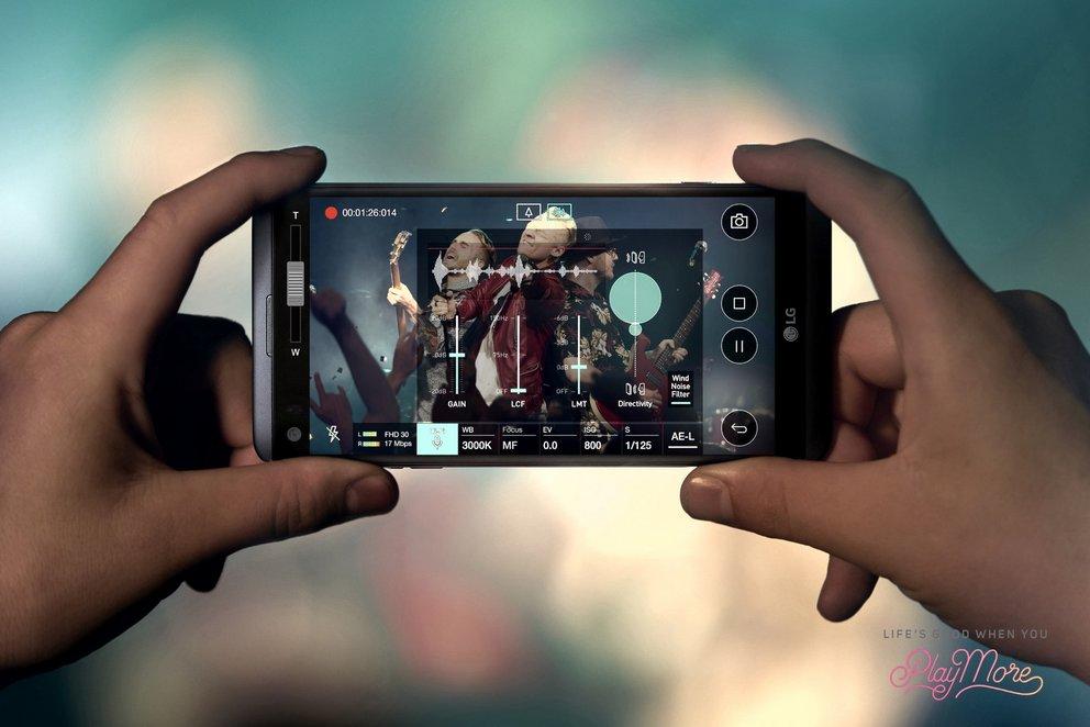Galaxy S8 als Vorbild: LG V30 soll Dual-Edge-Display erhalten