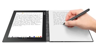 Lenovo Yoga Book: Convertible mit Touch-Tastatur und Stylus ab sofort erhältlich