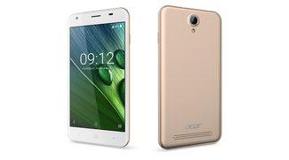 Acer Liquid Z6 vorgestellt: Günstiges Einsteiger-Smartphone mit 5-Zoll-Display