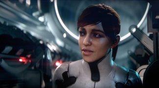 Mass Effect Andromeda: Auf allen PS4-Konsolen in 30 Frames