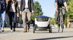 Media Markt liefert in Düsseldorf jetzt per Roboter aus