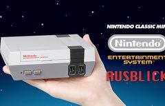 Nintendo Classic Mini NES...