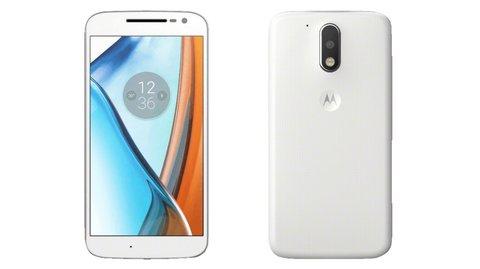 Moto G4 mit Dual-SIM zum Schnäppchenpreis von 169 Euro
