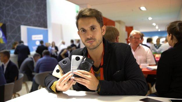 """""""Moto Mods"""": Lenovo versichert jahrelangen Support der Erweiterungsmodule"""