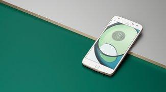 Moto Z Play: Mittelklasse-Gerät mit Moto-Mods-Support vorgestellt