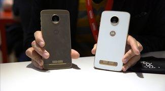 Moto Z und Moto Z Play: Modulare Smartphones im Videovergleich