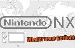 Nintendo NX: Weitere Gerüchte...