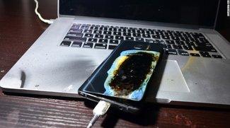 Samsung Galaxy Note 7 auf Kreuzfahrtschiffen unerwünscht
