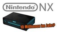 Nintendo NX: Produktion mit angeblich bis zu 10 Millionen Systemen im Jahr