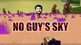 No Guy's Sky: Modder fusioniert No Man's Sky mit Doom 2
