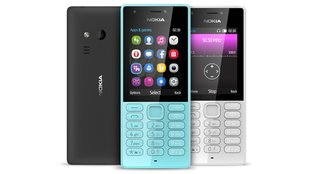 Nokia 216: Microsofts neues und wohl letztes Feature-Phone