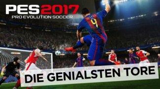 Volltreffer: Das sind die genialsten Tore in Pro Evolution Soccer 2017